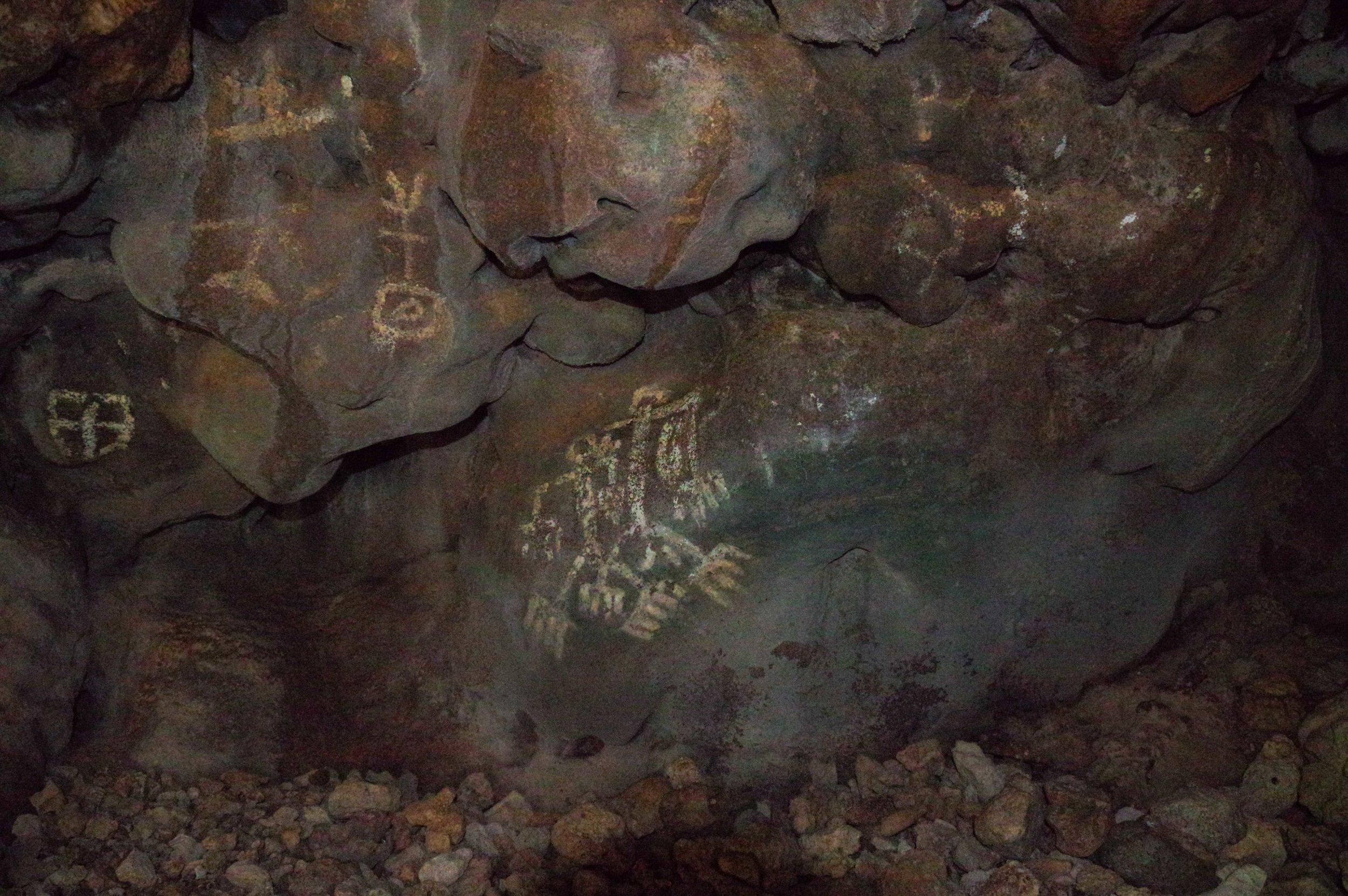 Gadao's Cave, Inarajan