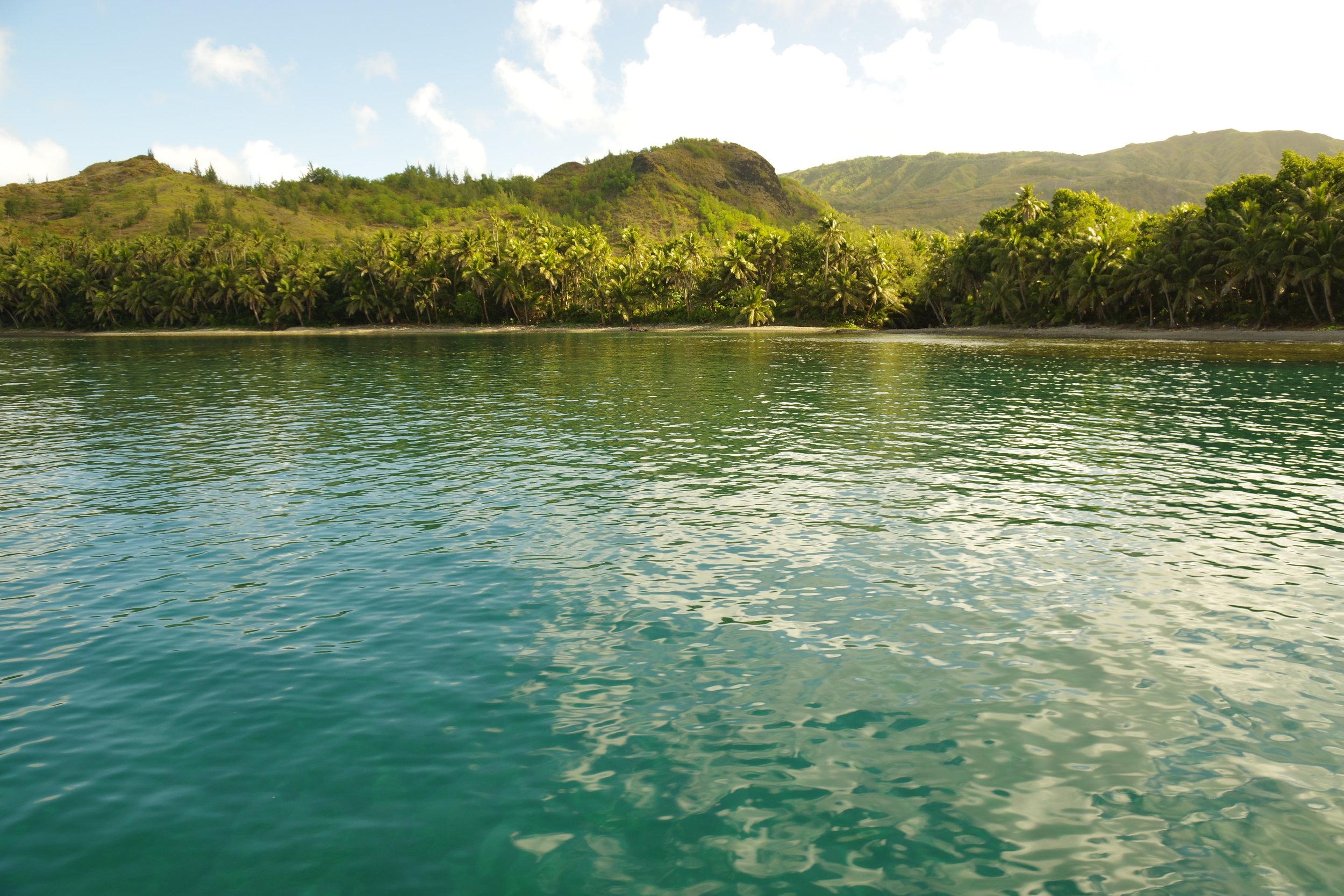 Cetti Bay, Umatac