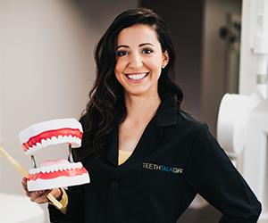 Dentistry IQ Teeth Talk Interview