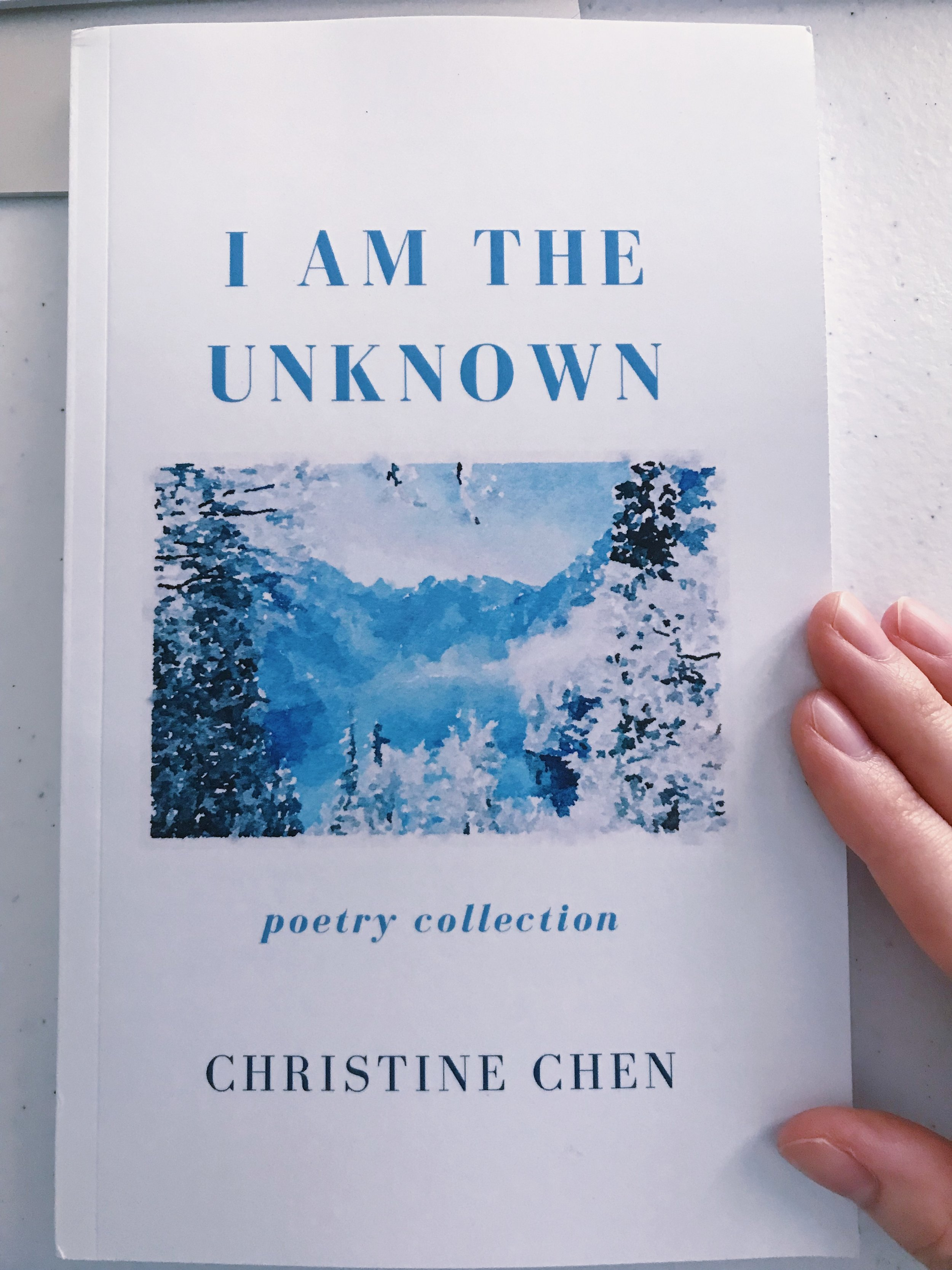 I am the Unknown_bookphoto.JPG