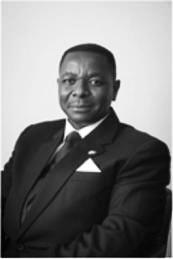 Johnathan Shinowa Managing Director Lafarge Cement Zimbabwe
