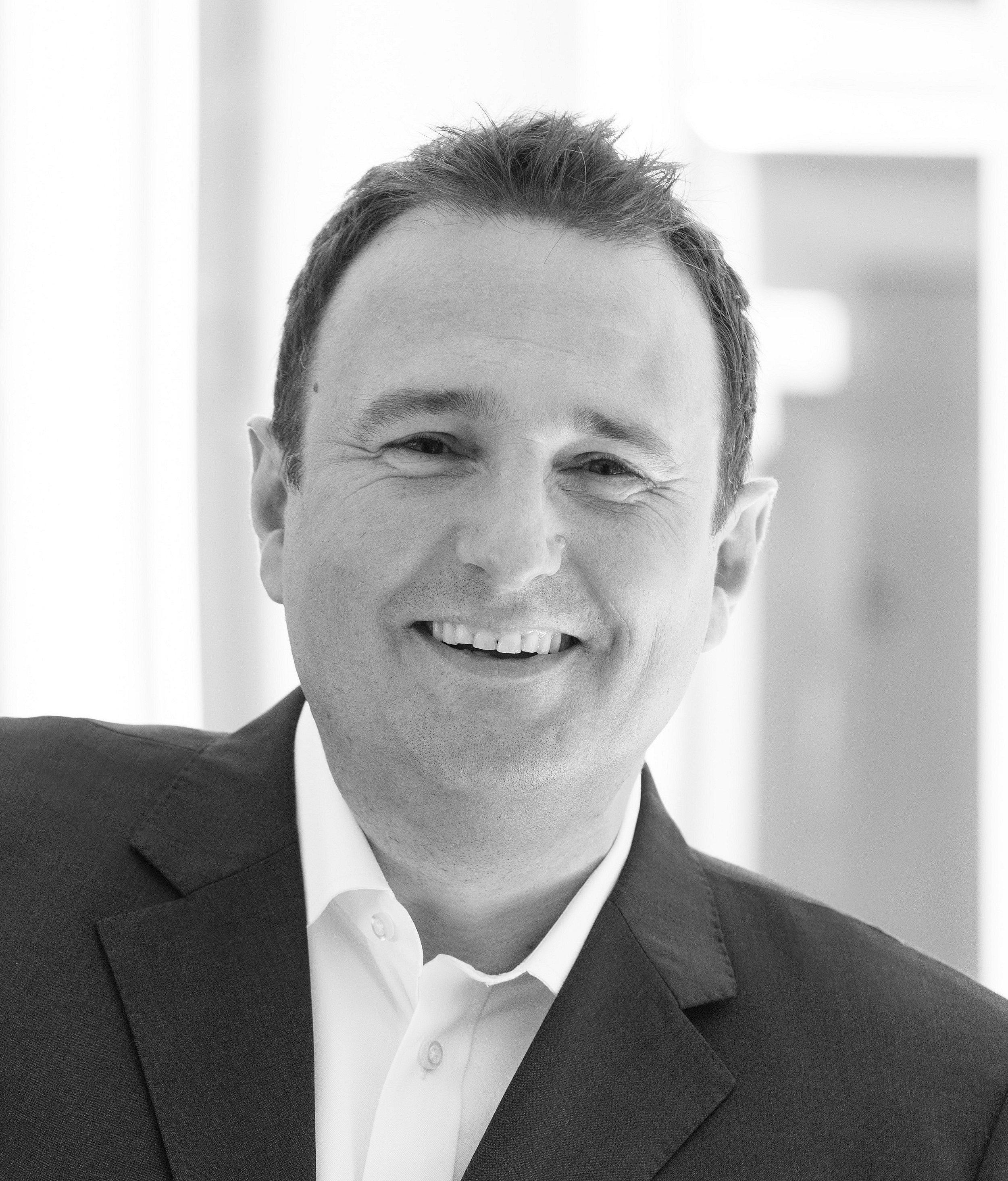Thomas Bergmans, Senior Vice President, Inform Software