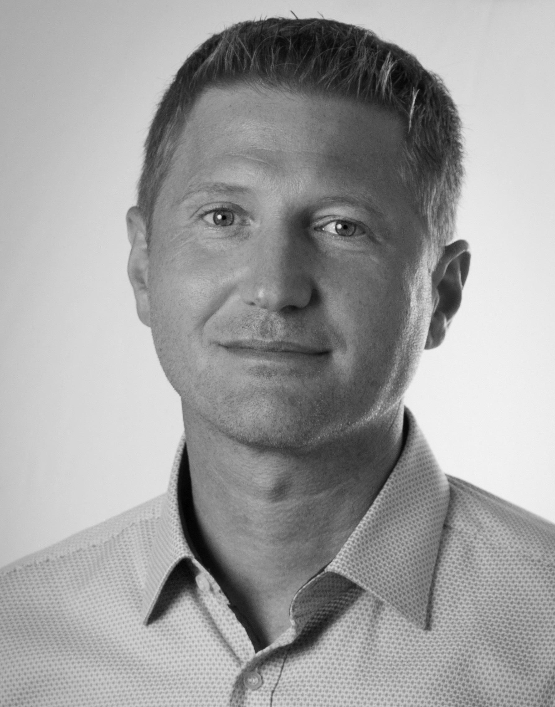 Marco Egger, Sales Manager, Lindner Recyclingtech