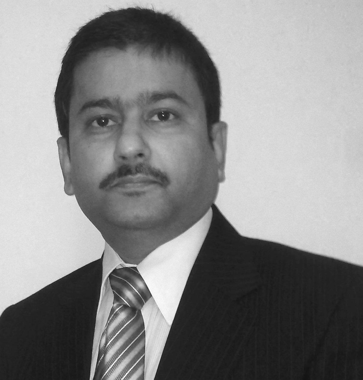 Syed Khushtar Hasan, Marketing Manager, Saudi White Cement Company