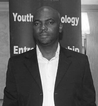 Johnny Muteba, Founder & CEO, Pan African Chamber of Commerce