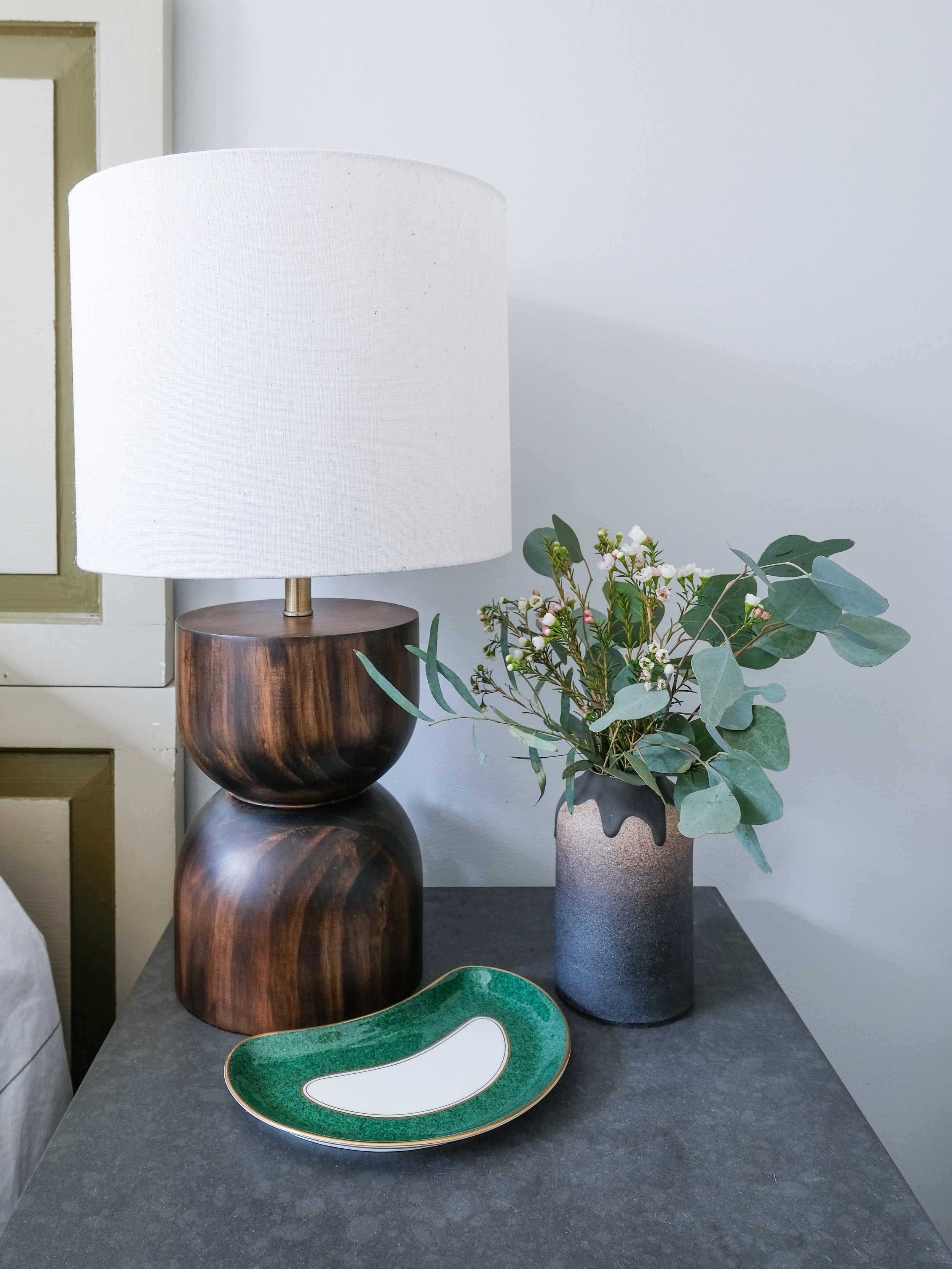 This CB2 lamp is one of my favorites!