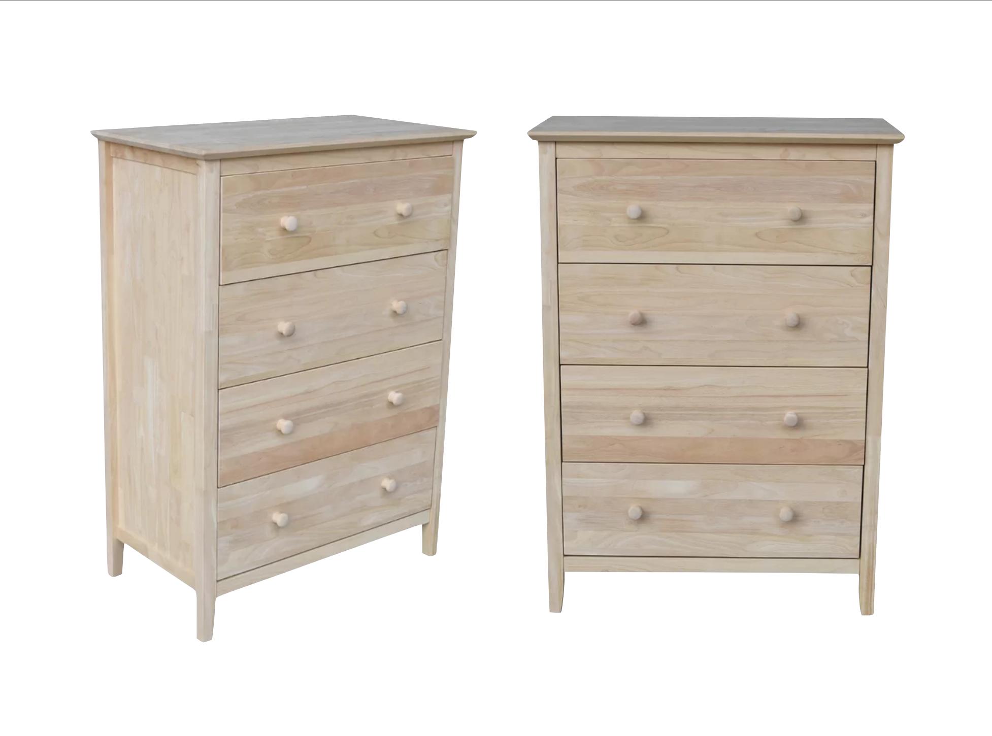 Here is the  original dresser  from Wayfair.