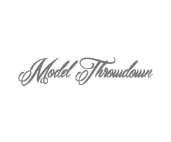 Model Throwdown