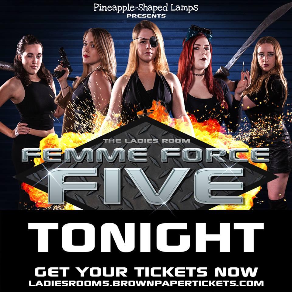 Femme Force Five