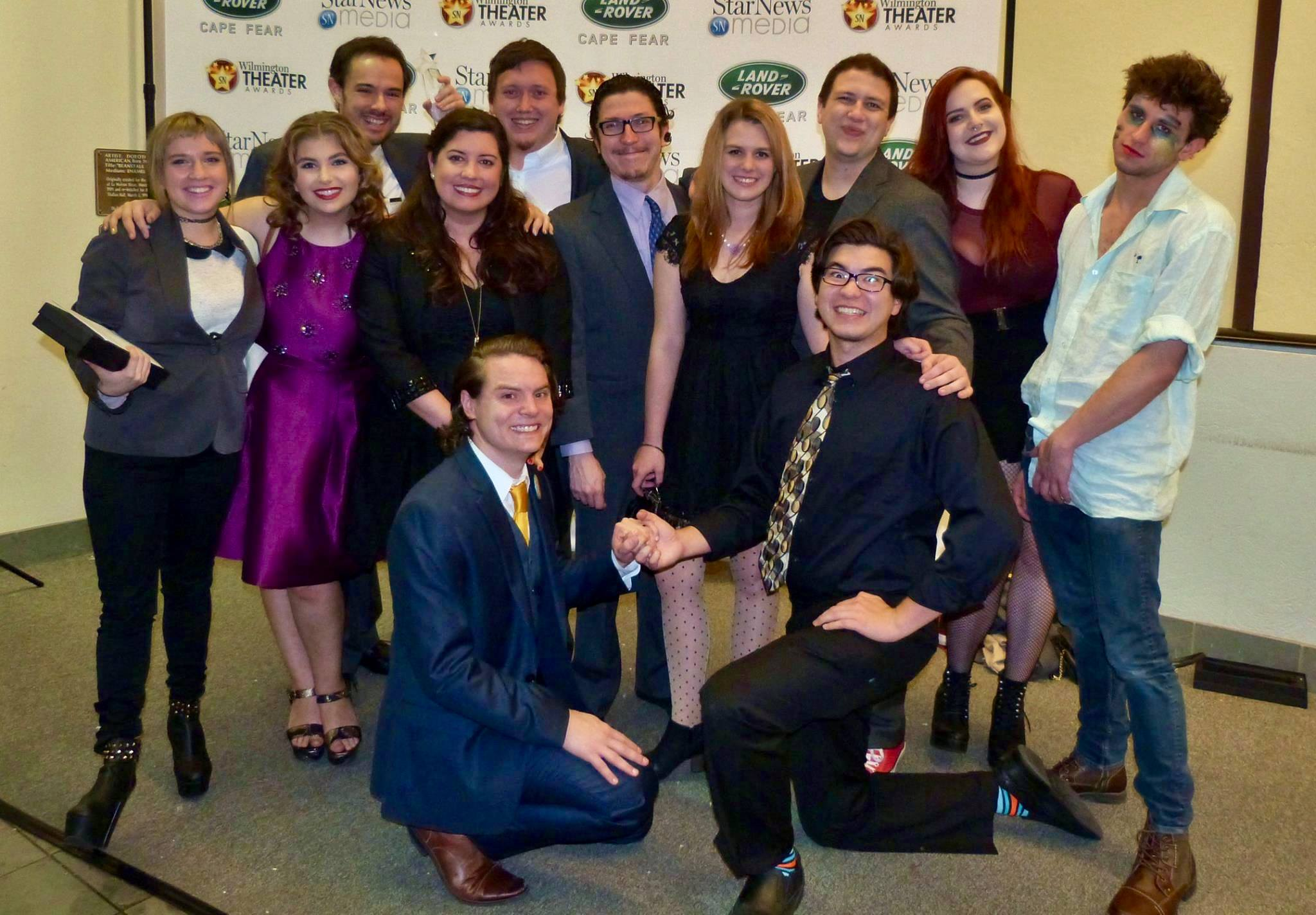 PSL Comedy honored at the Wilmington Theater Awards