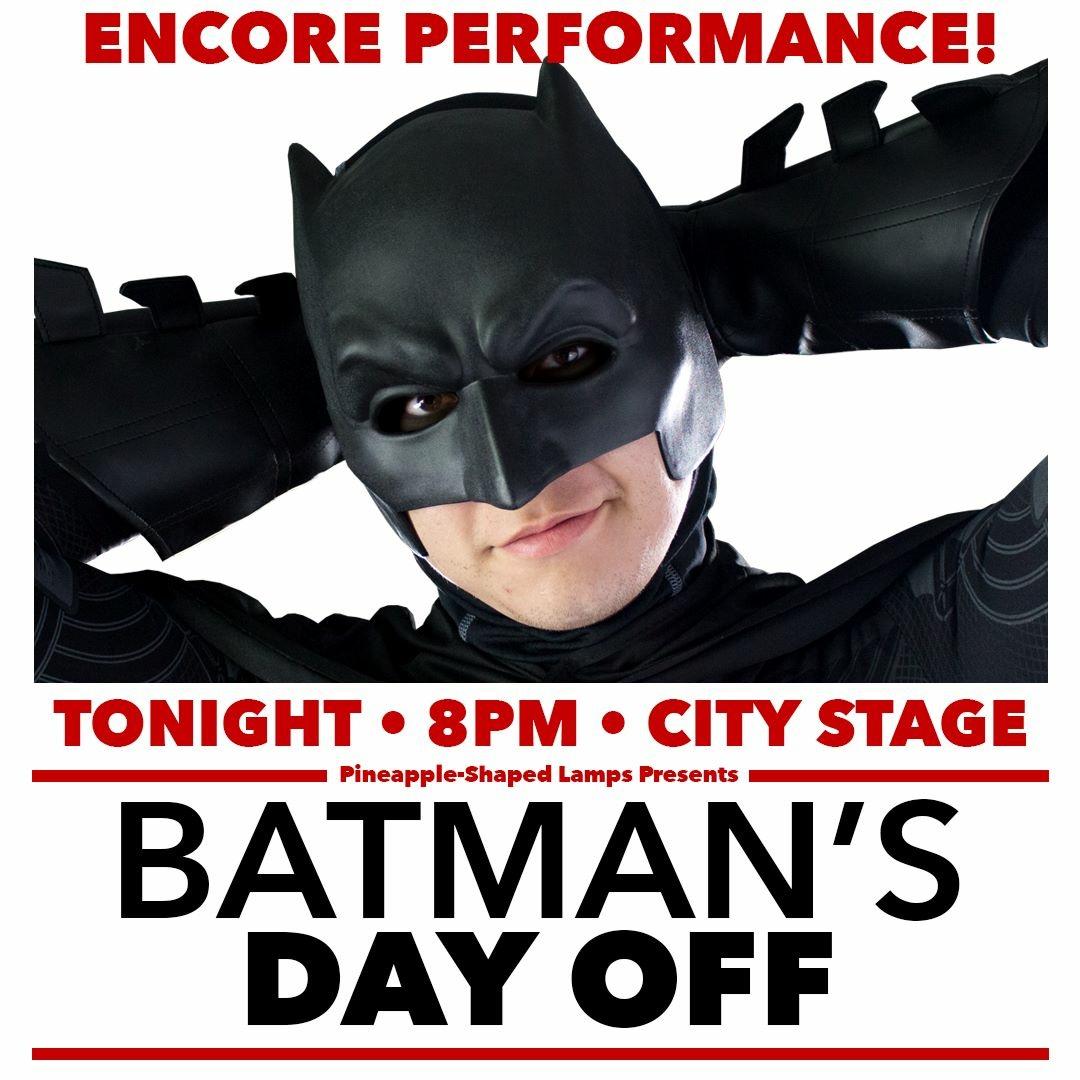 Batman's Day Off