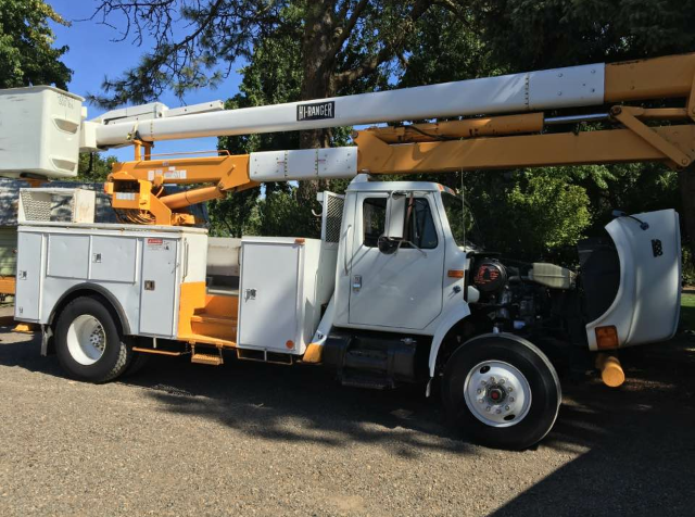 One of our newest additions to the fleet of trucks.