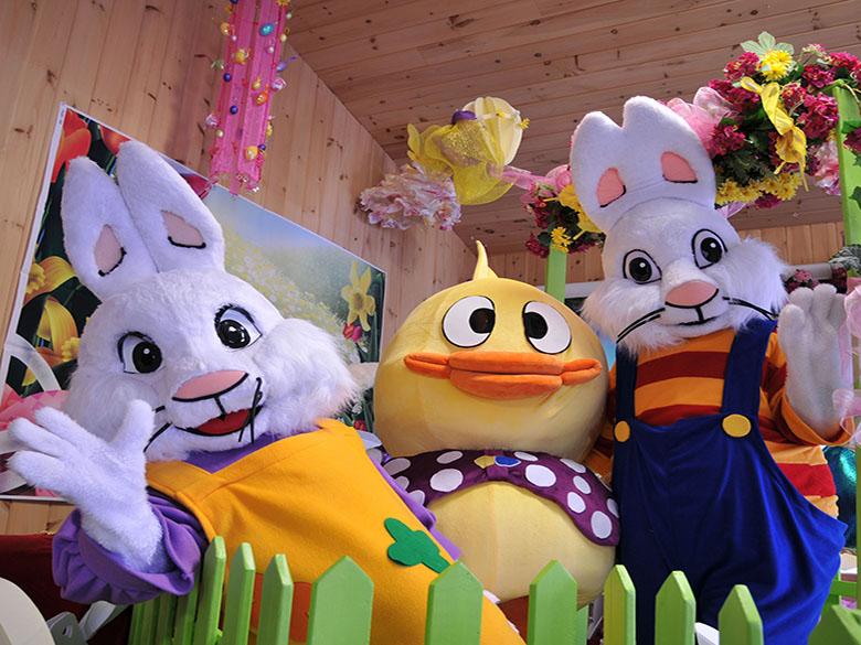 Mascottes de Pâques