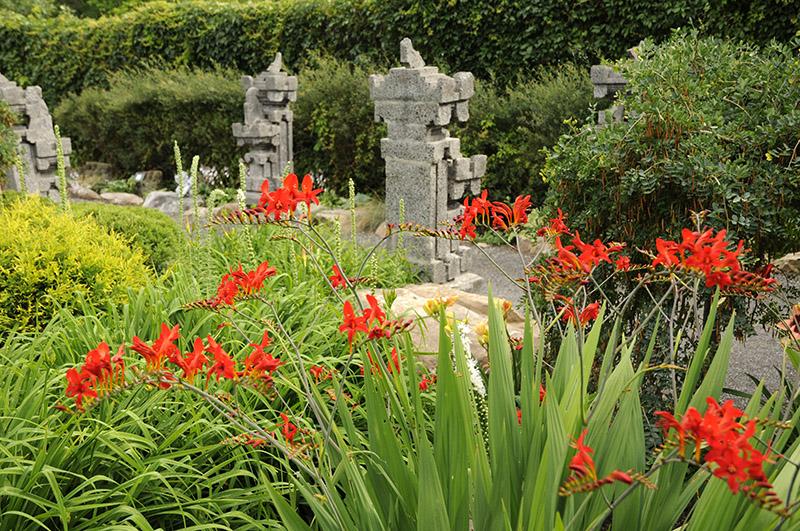 Portes du jardin zen