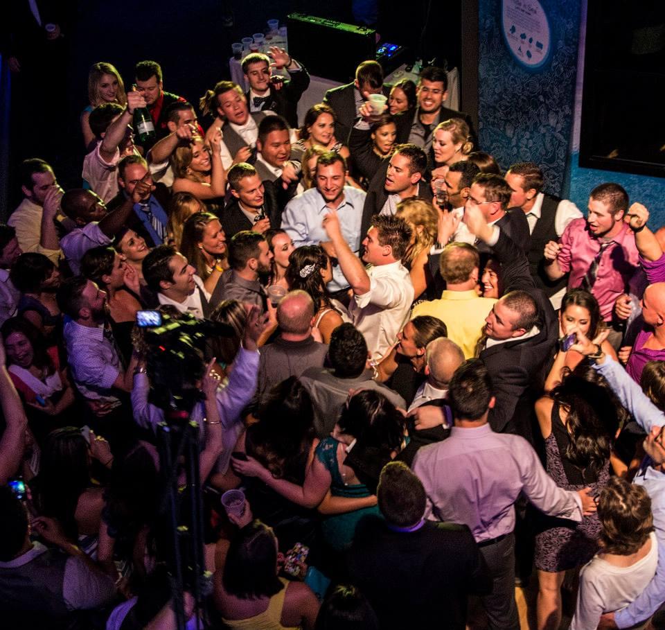 Nittany Entertainment Packed Dance Floor