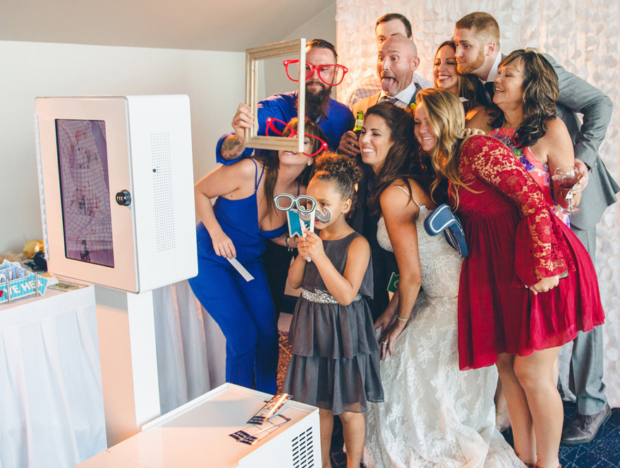Photobooths - Click to Learn More