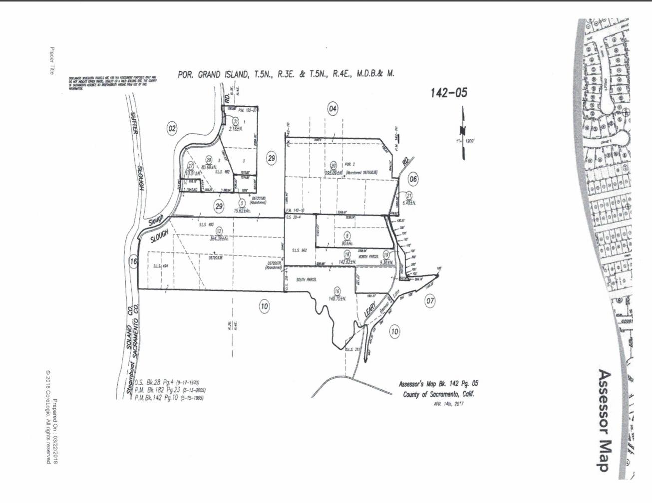 Assessor Map