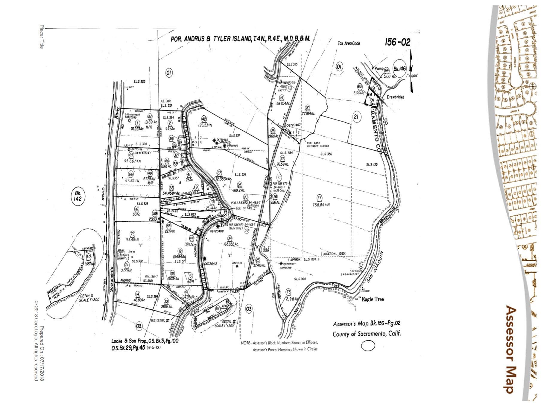 132+- Acres Irrigated Farmland Isleton, CA $1,600,000 ...