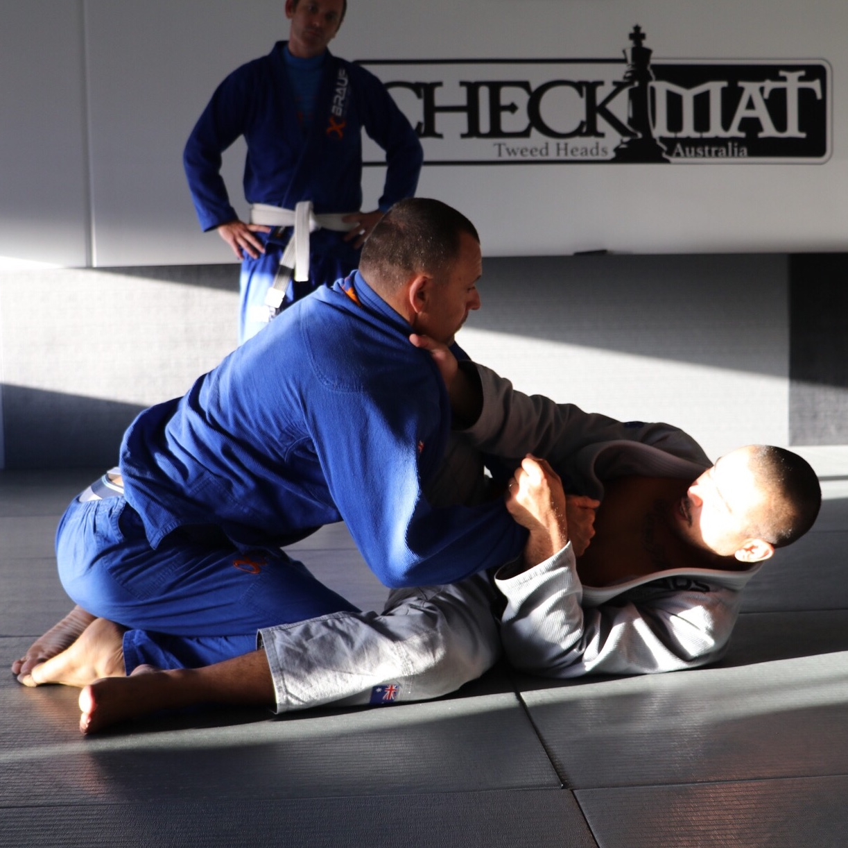 Adult's Jiu-Jitsu classes in Tweed Heads and Gold Coast
