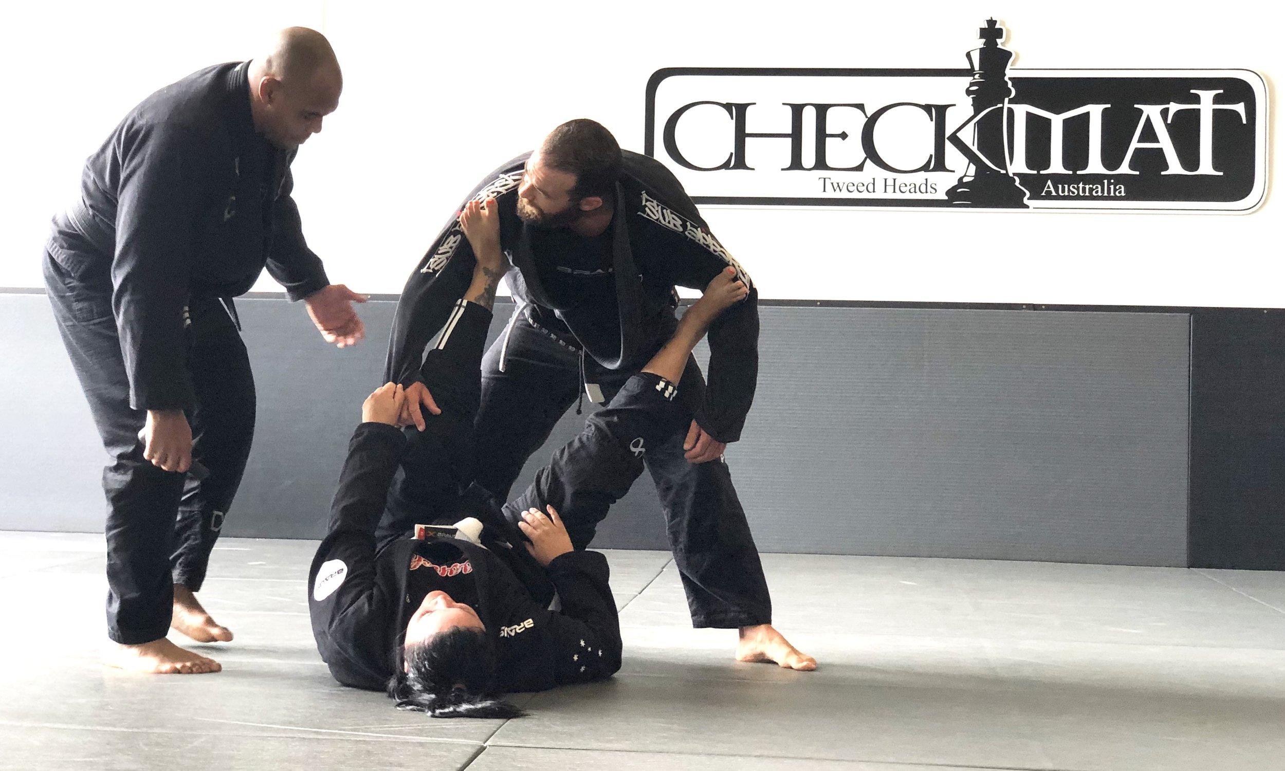 Checkmat Tweed Heads - Family Friendly Jiu Jitsu