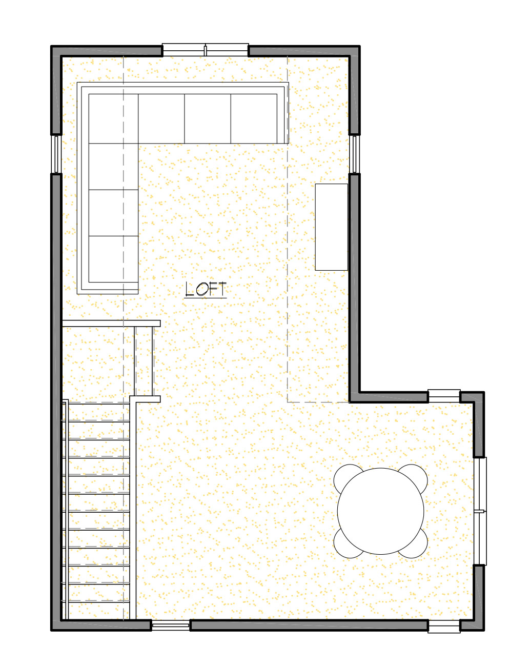 Copy of Loft Floor Plan