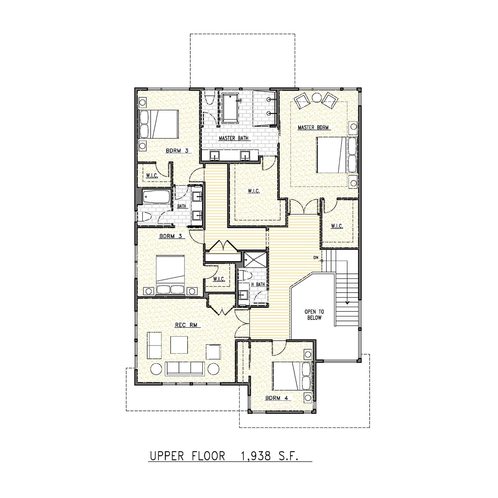 Lot 4 KL-1A  Mrkt Upper Flr Plan.jpg