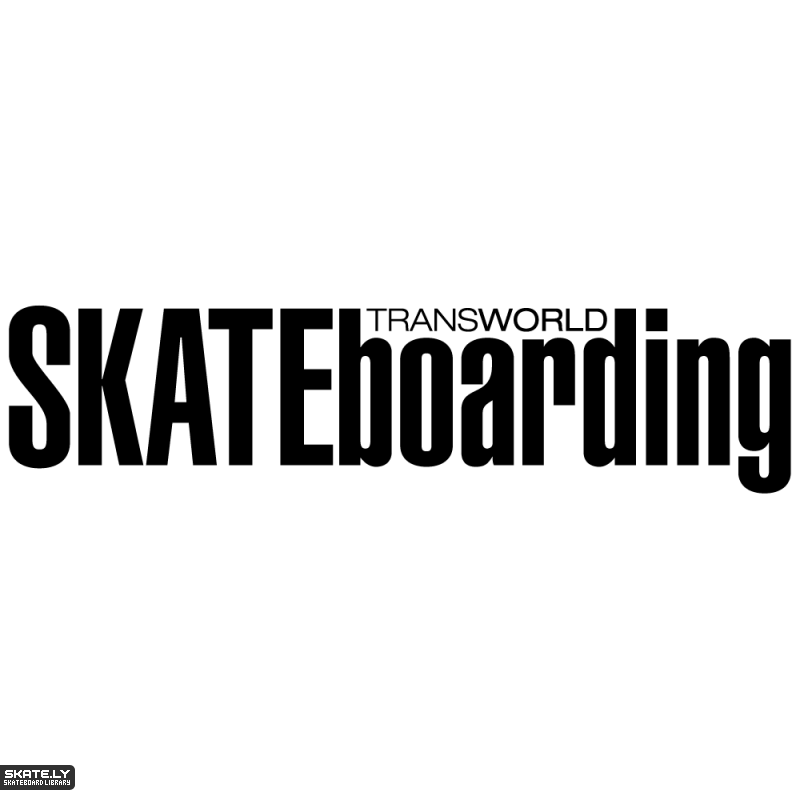 Transworld SKATEboarding (1983-2019)