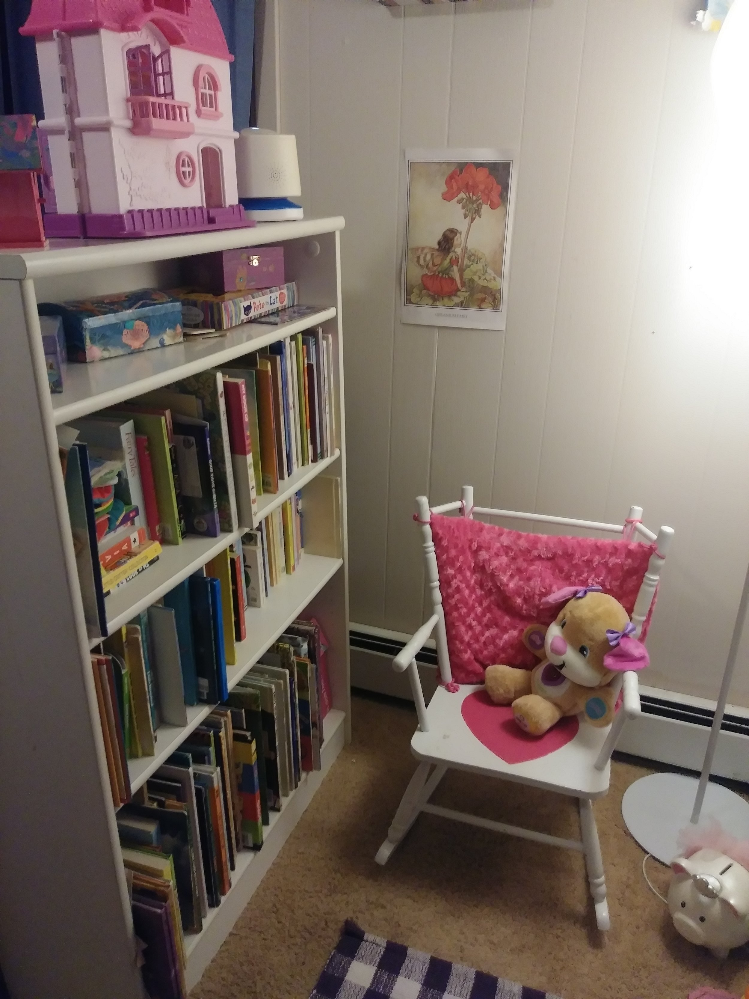Bedroom After/ Reading Nook