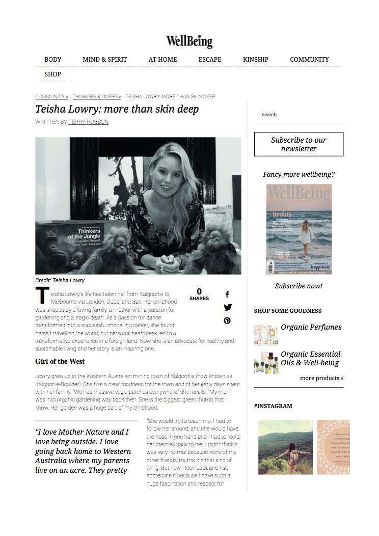 Teisha Lowry- more than skin deep -   WellBeing.com.jpg