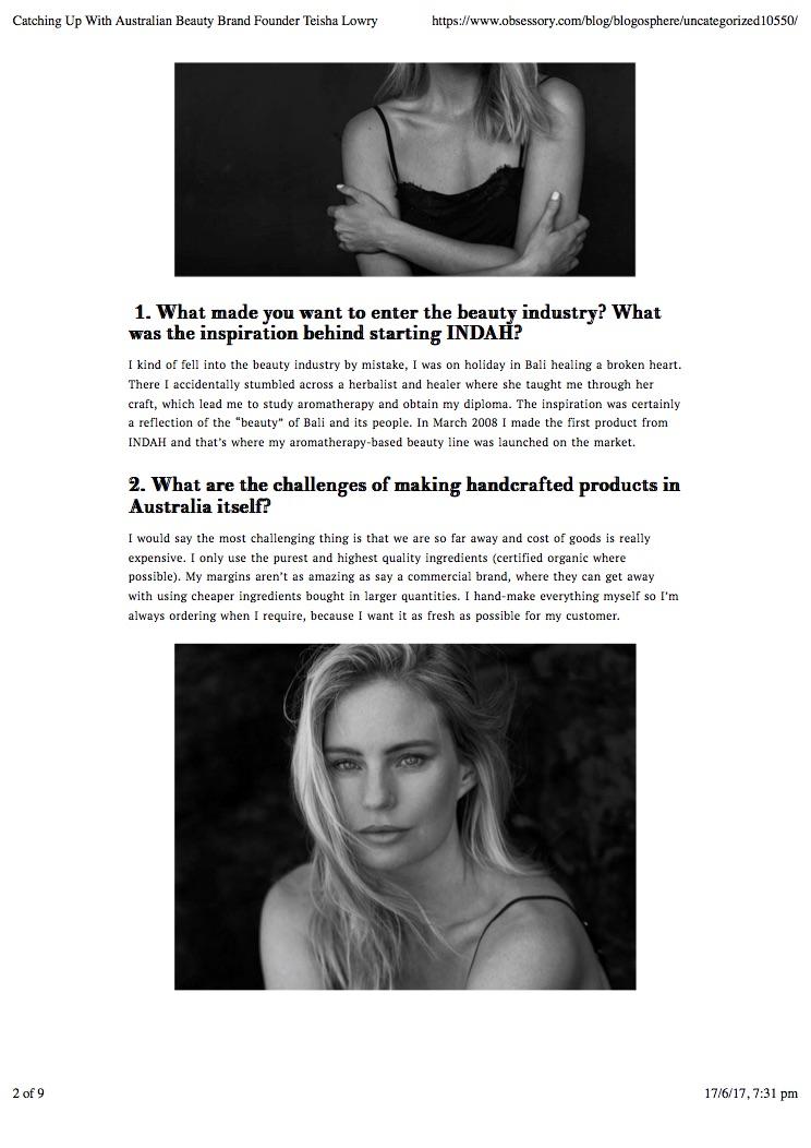 Catching Up With Australian Beauty Brand Founder Teisha Lowry copy2.jpg