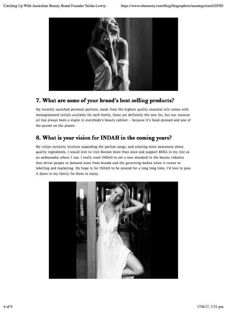Catching Up With Australian Beauty Brand Founder Teisha Lowry copy4.jpg