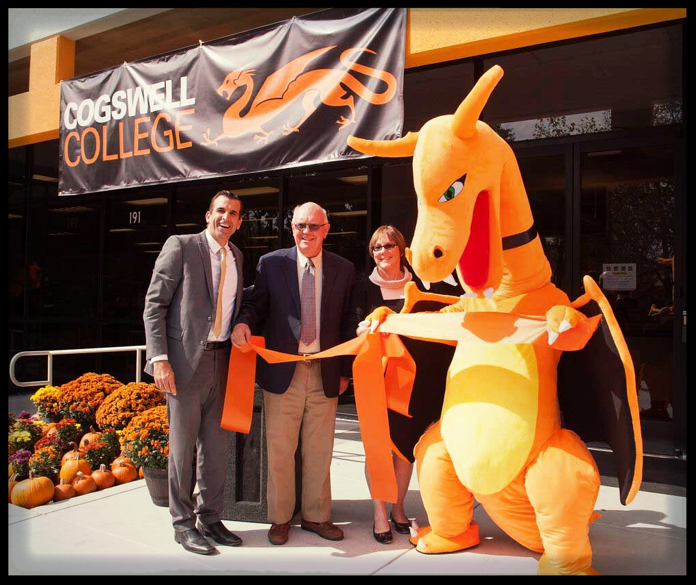 Grand Opening Ceremony at Cogswell College in Silicon Valley, CA 2015