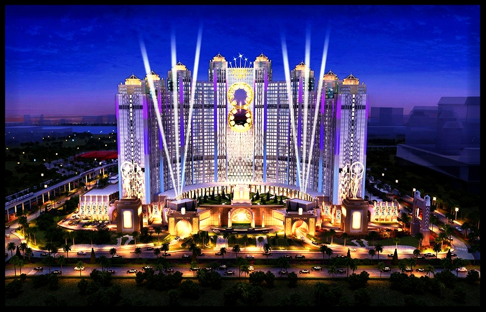 Grand Opening of  The Studio City Hotel & Resort  in Macau, China 2015