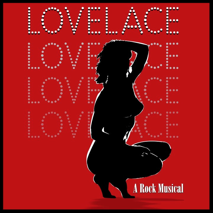 "Publicizing the Live production of "" Lovelace :  A Rock Opera ,"" 2008, written by Charlotte Caffey ( The Go-Go's )"