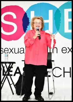 Publicizing  The 2017 Sexual Health Expo  and Securing its Keynote Speaker, the Legendary Dr. Ruth