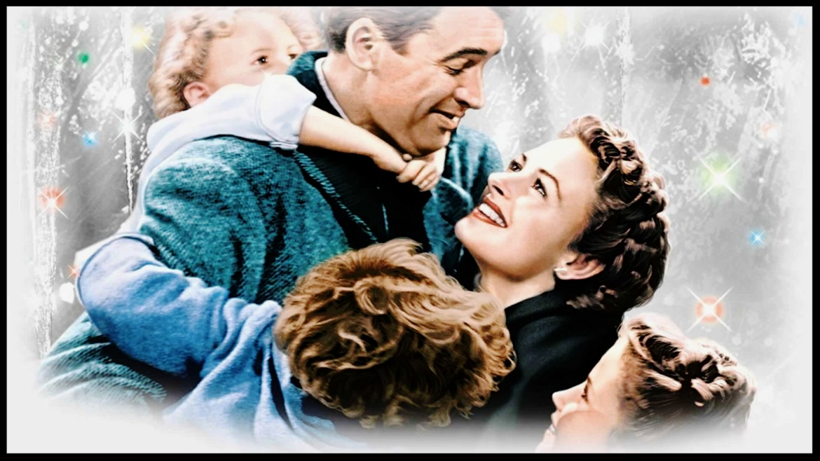 "Announcing the upcoming sequel of American film classic, "" It's A Wonderful Life, "" then ranking as the #1 Entertainment news story in the U.S. and United Kingdom (2013)"