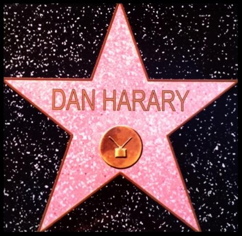 Dan Harary Walk of Fame Star