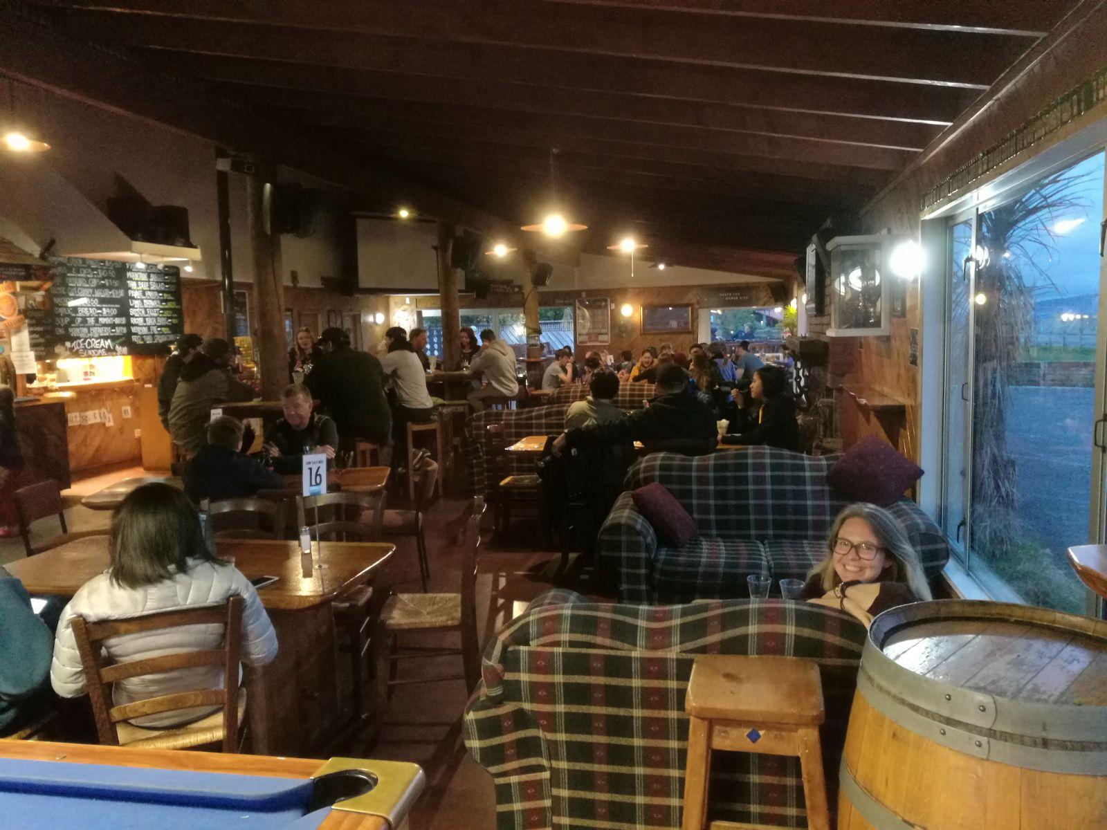 At Schnapps Bar
