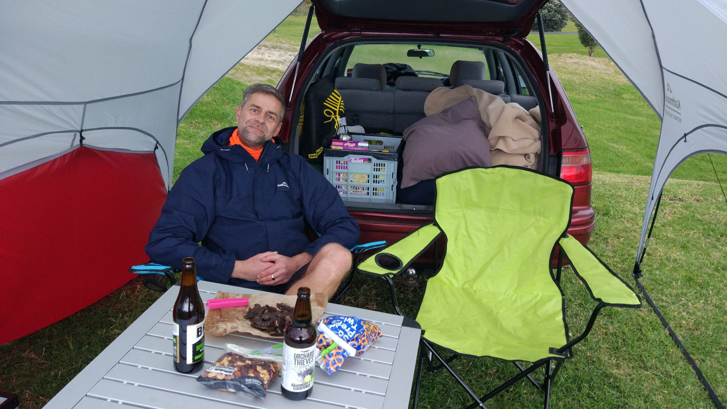 20170909_Northland_Whangarei_Uretiti_DOC_Campground_day2_apero.jpg