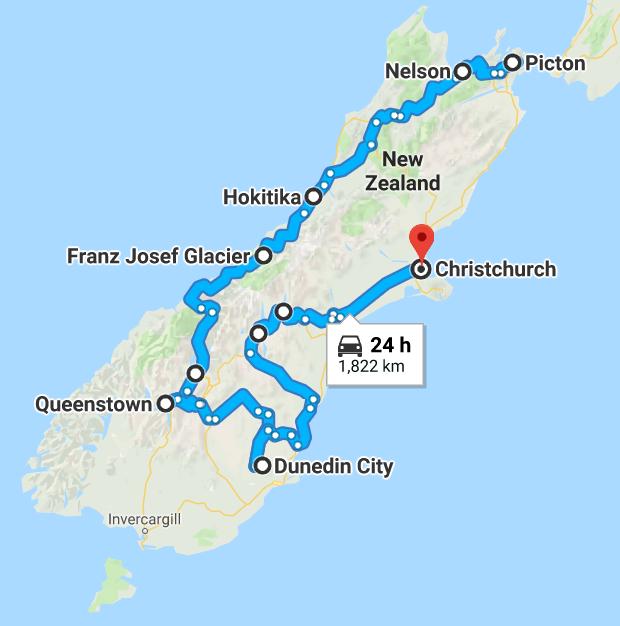 South Island in 2 weeks.PNG
