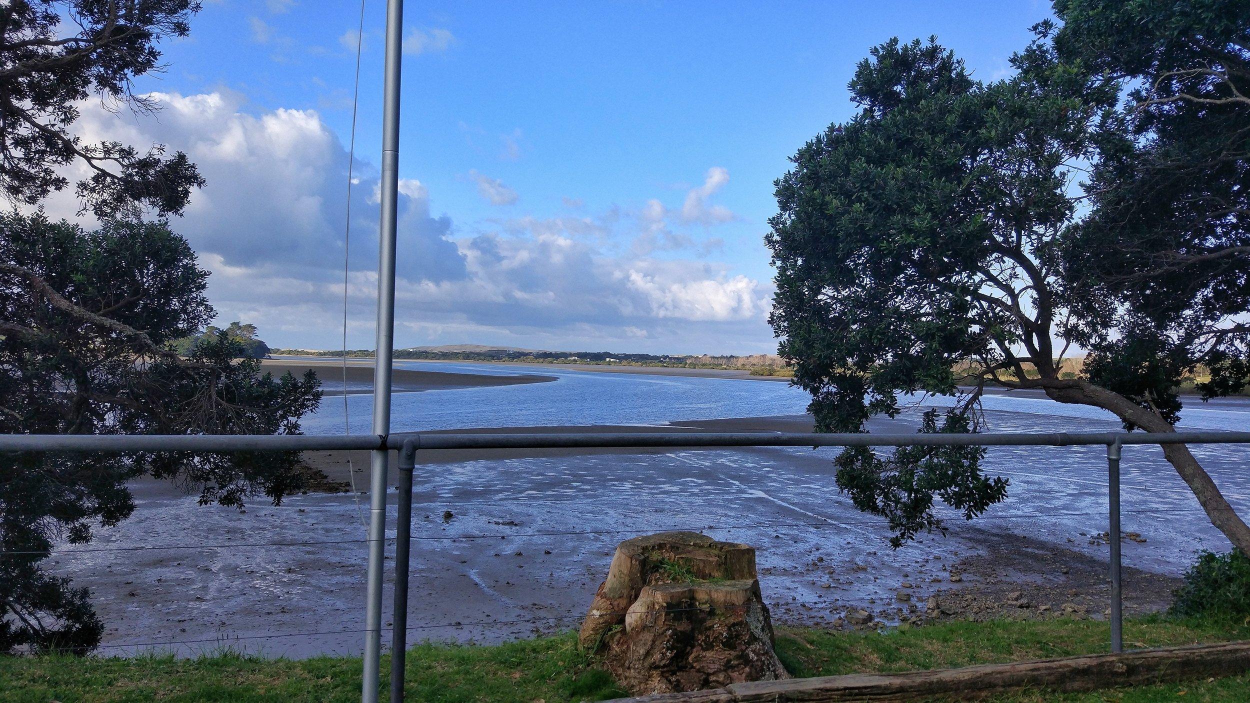 View from Mangawhai Tavern