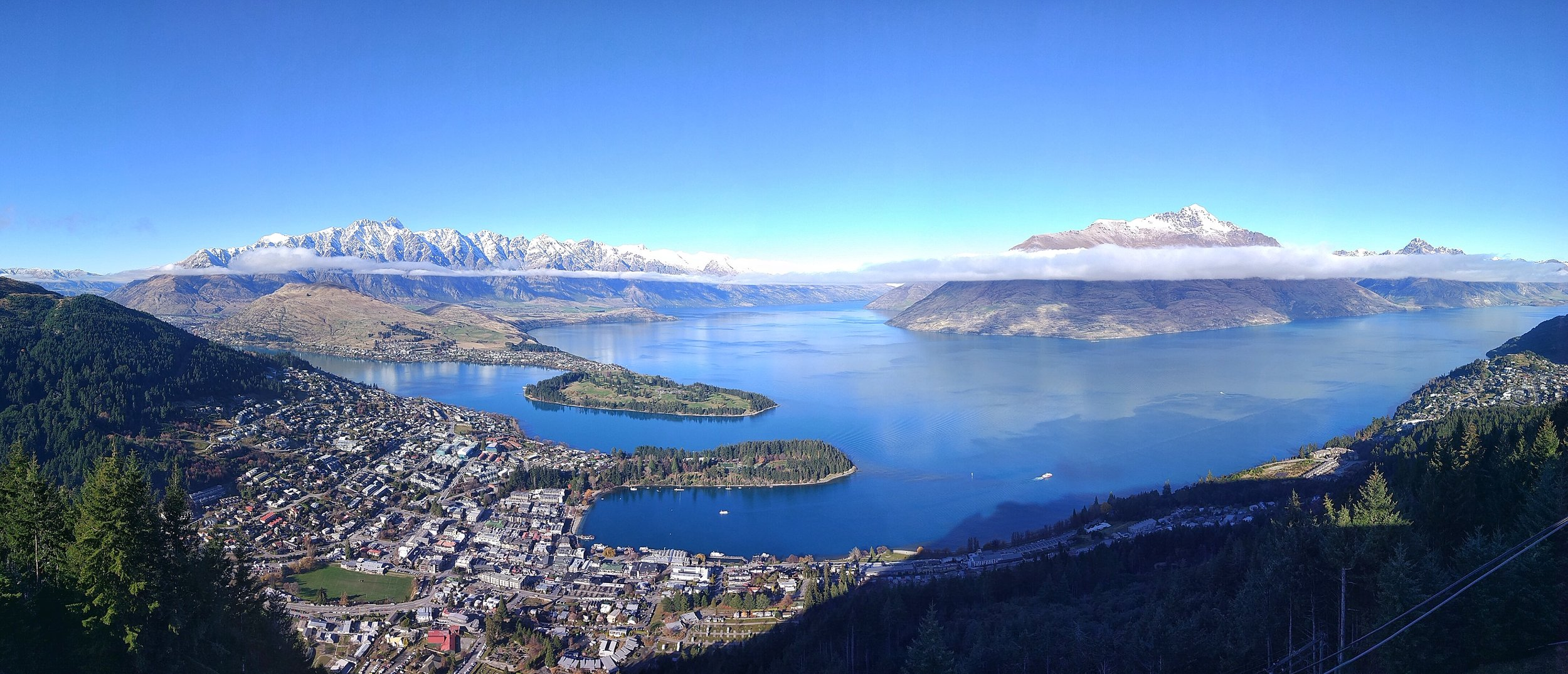winter views: There are lots of cool things to do in queenstown in winter