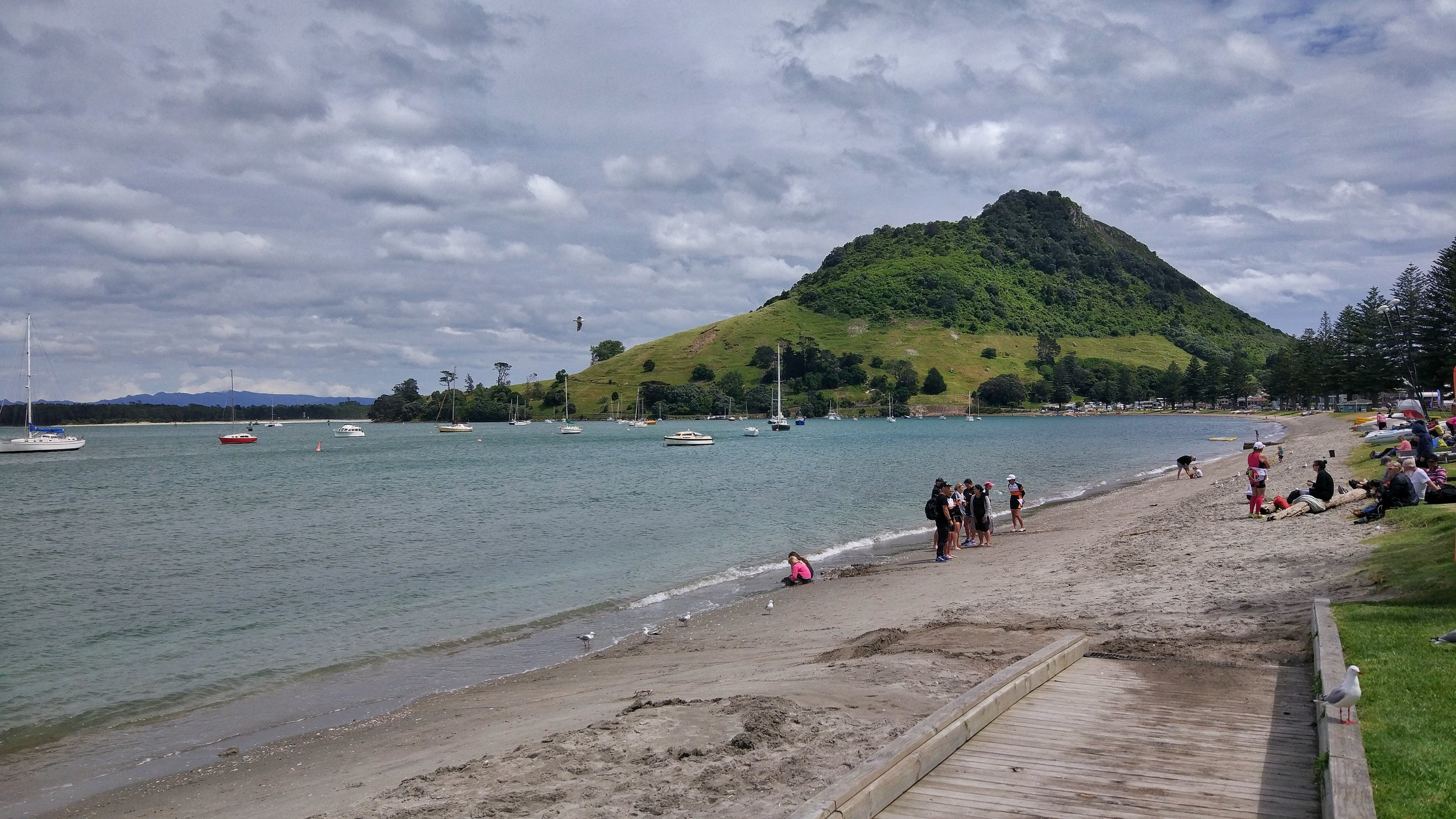 A weekend in Mount Maunganui -