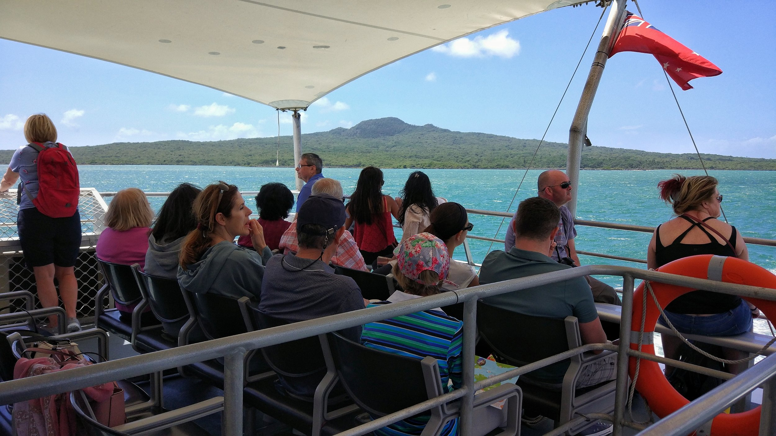 Auckland Harbour Cruise: What to expect -