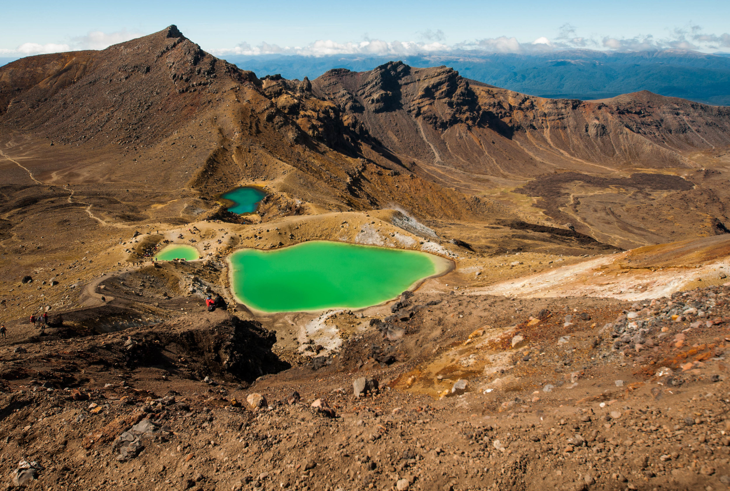 Things to do in Tongariro National Park -