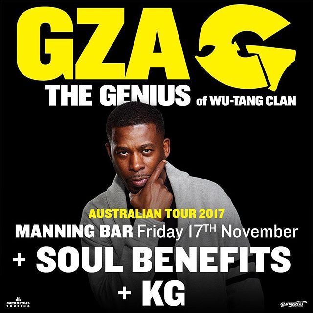 Freedom family road trip for the #GZA Australian tour @kgofficialaus @keyenae @davekat_vanbags 🙌🏾