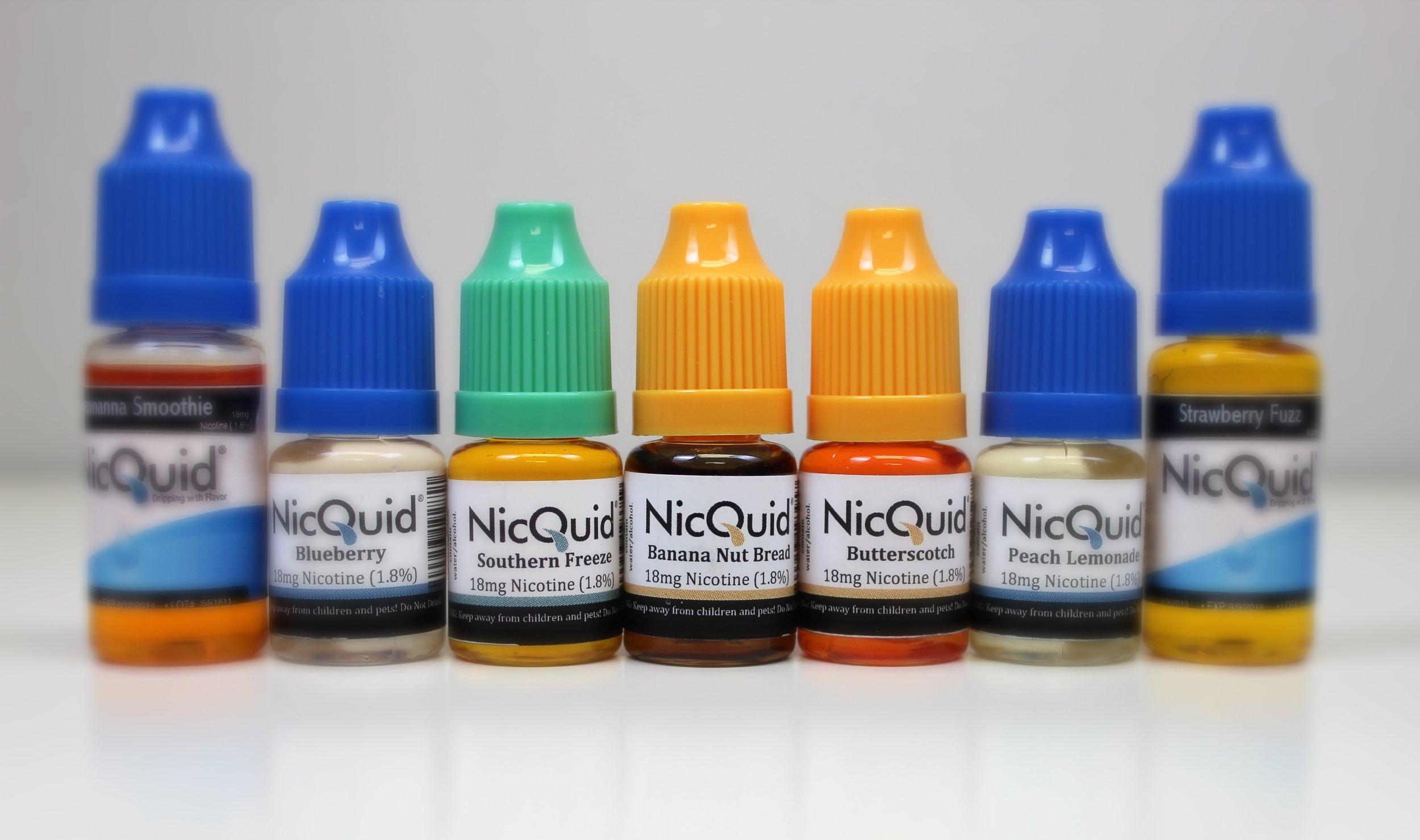 Liquid Nicotine
