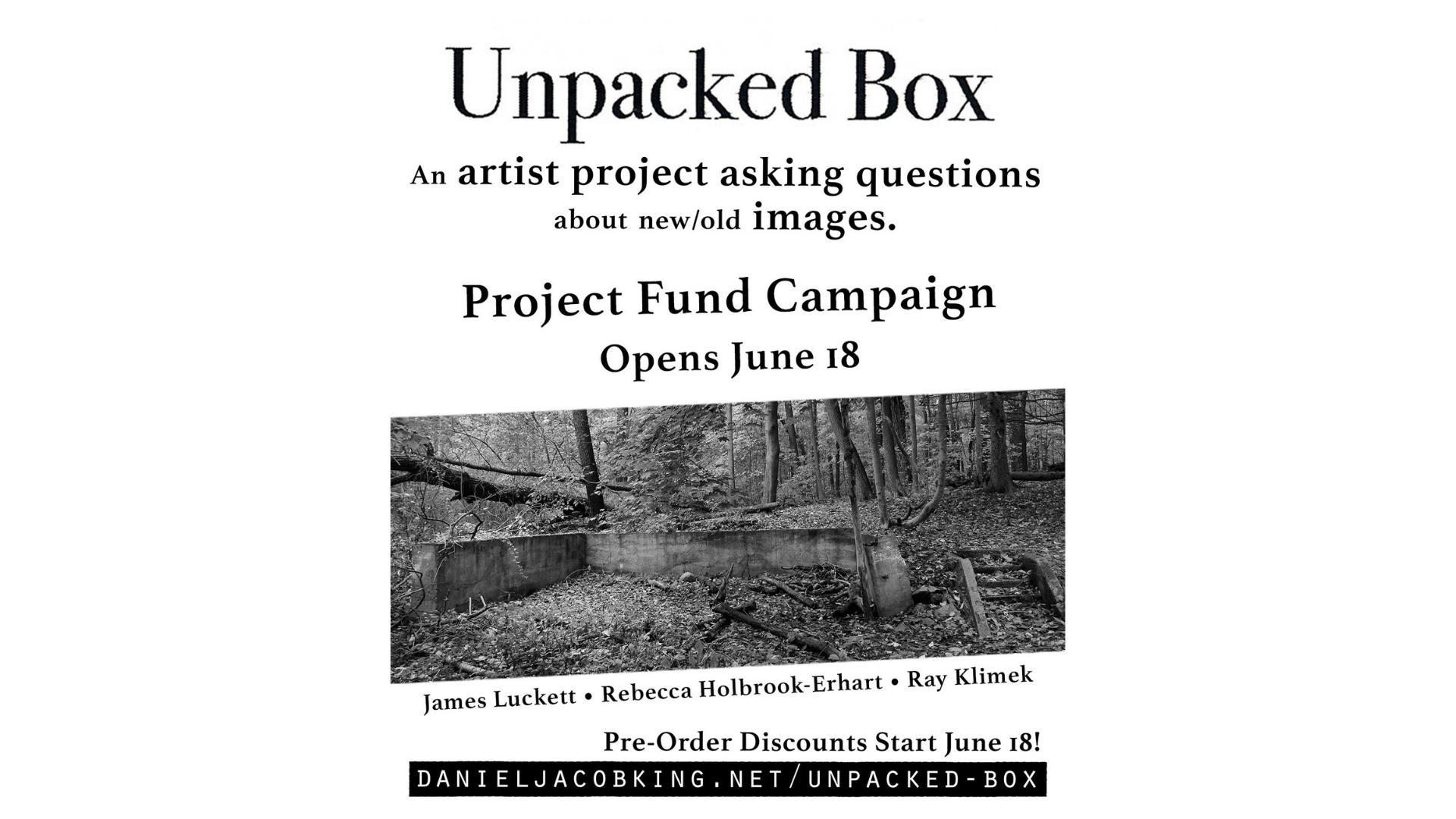 Unpacked Box
