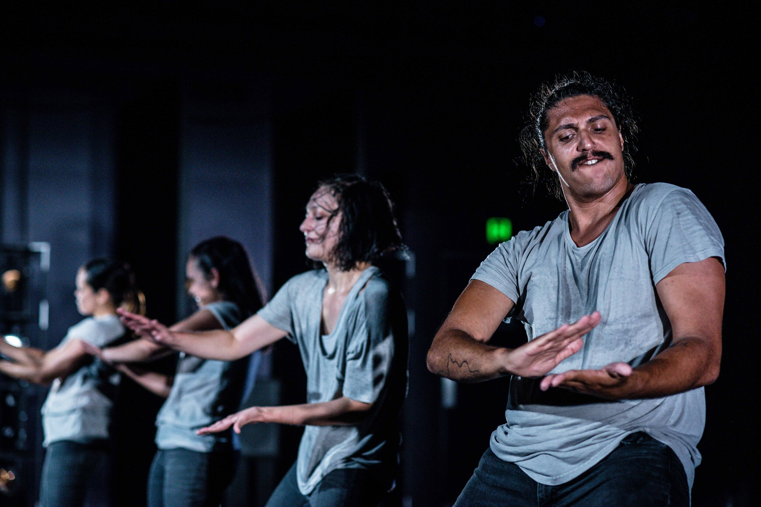 PERFORMANCE SEASONS   MELBOURNE, VIC MAY 2016 @ NEXT WAVE FESTIVAL, NORTHCOTE TOWNHALL -  WORLD PREMIERE   SYDNEY, NSW JUNE 2016 @ AFTERGLOW FESTIVAL, PACT THEATRE  TORONTO, CANADA JULY 2017 @ LIVING RITUAL FESTIVAL, FLECK DANCE THEATRE HARBOURFRONT CENTRE  BRISBANE, QLD FEBRUARY 2018 @ SUPERCELL DANCE FESTIVAL, BRISBANE POWERHOUSE THEATRE  LISMORE, NSW JUNE 2018 @ NORTHERN RIVERS PERFORMING ARTS, NORPA  NOOSA, QLD JULY 2019 @ NOOSA ALIVE!, NOOSA ARTS THEATRE  .   REVIEWS    ARTSHUB - ANTHONY REBELO    REALTIME ARTS - ALISON FINN    REALTIME ARTS - ELYSSIA BUGG    DANCE AUSTRALIA - DENISE RICHARDSON    SCENESTR. - STAFF WRITERS    XS ENTERTAINMENT - RUTH RIDGWAY