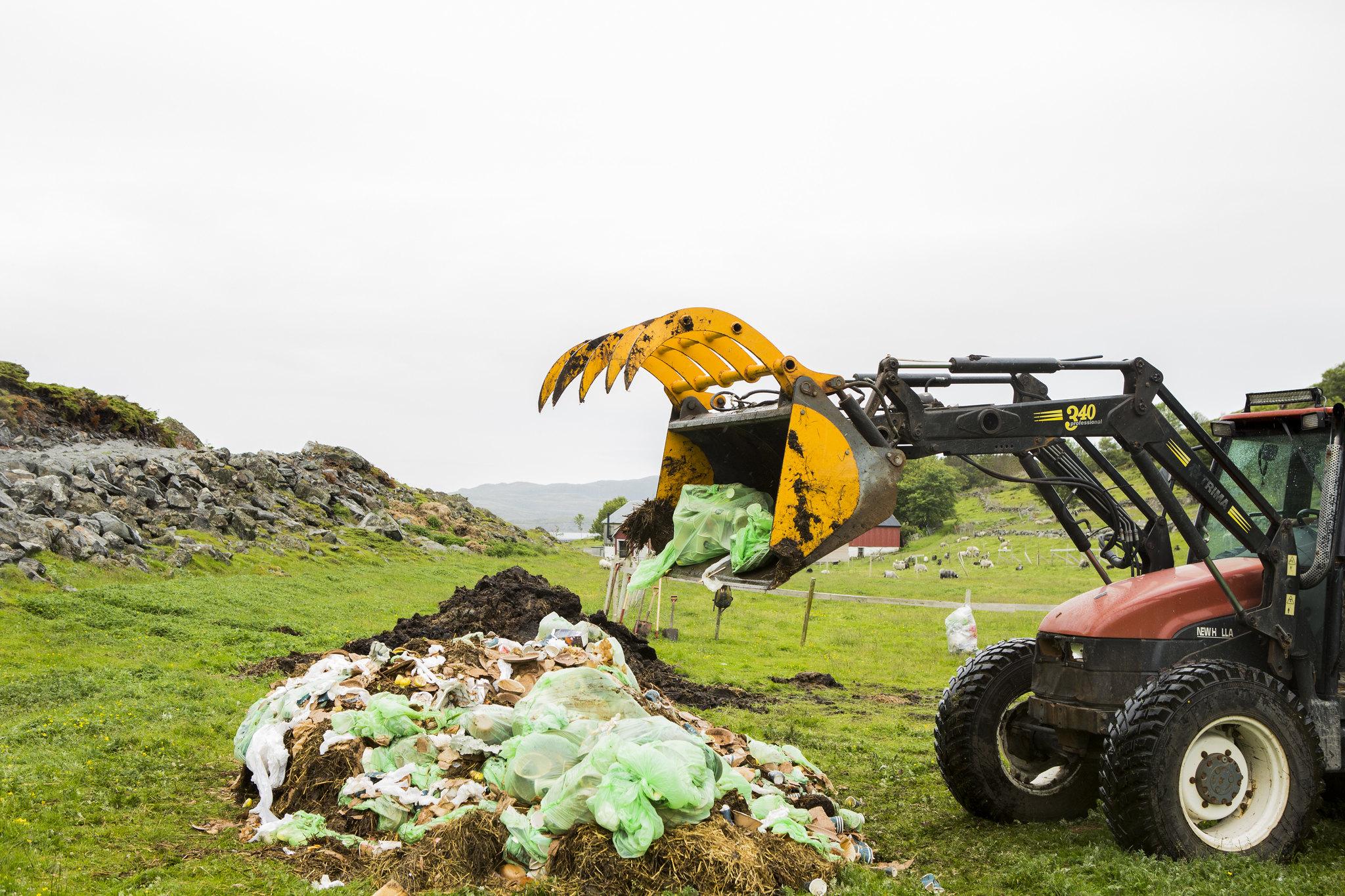 Norges første plastfrie festival! - Rekordlite avfall og ferdig festivalkompost